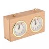 Reloj Mecánico Ajedrez