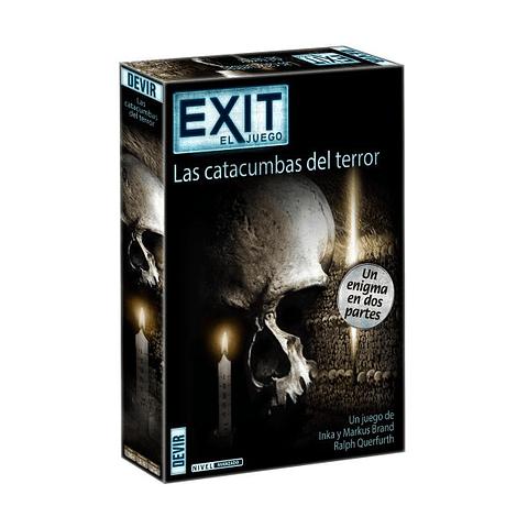 Exit: Las Catacumbas del Terror (doble)