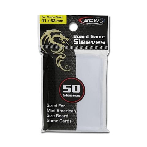 Protectores Deck Guards - Mini American 41x63