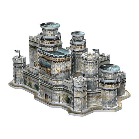 Invernalia - Puzzle 3d