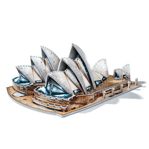 Casa de la Ópera de Sydney - Puzzle 3d