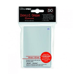 Protectores Ultra Pro - Standard Europeo 59x92mm