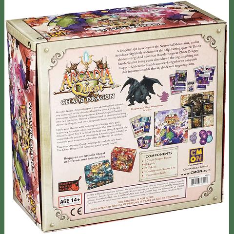 Arcadia Quest - Chaos Dragon
