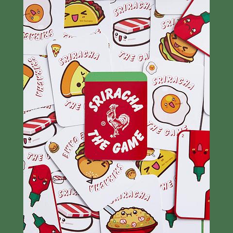 Sriracha: El Juego Picante!