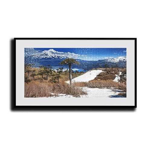 Parque Nacional Conguillio - 2000 piezas