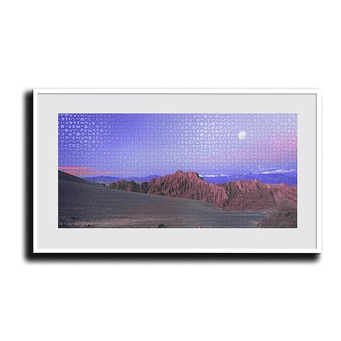 Valle de la Muerte - 2000 Piezas