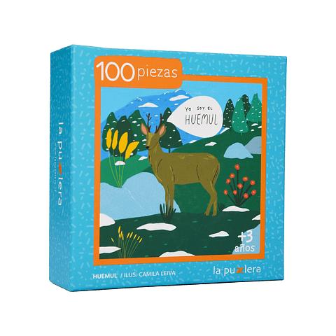 Huemul - 100 Piezas