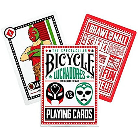 Luchadores - Bicycle