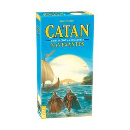 Catan: Navegantes Ampliación 5-6 jugadores