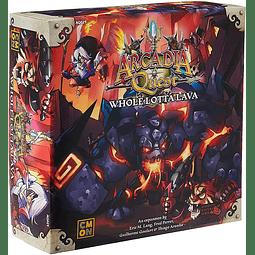 Arcadia Quest Inferno - Whole Lotta Lava