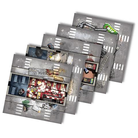 Zombicide 2da edición - Abono Preventa