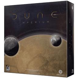Dune Imperium - Abono Preventa