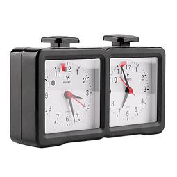 Reloj Análogo Ajedrez