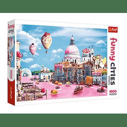 """Funny Cities"": Dulce Venecia"