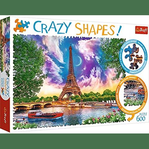 """""""Crazy Shapes"""": Cielo sobre París"""