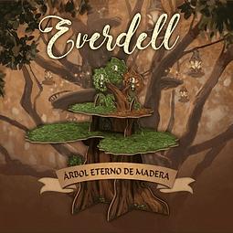 Arbol eterno de Madera Everdell
