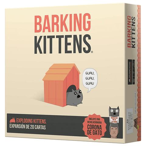 Barking Kittens - Preventa