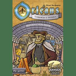 Orleans: Comercio e Intriga - Preventa