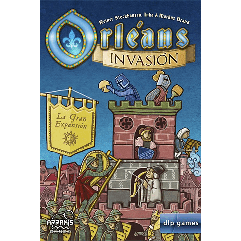 Orleans: Invasión - Preventa