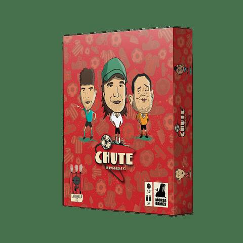 Chute - Expansión La Parrilla F.C.