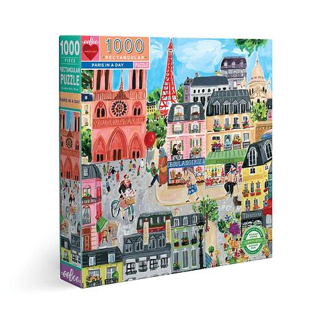 Paris en un día - 1000