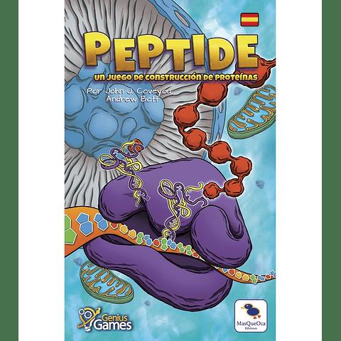 Peptide: El juego de construcción de proteínas