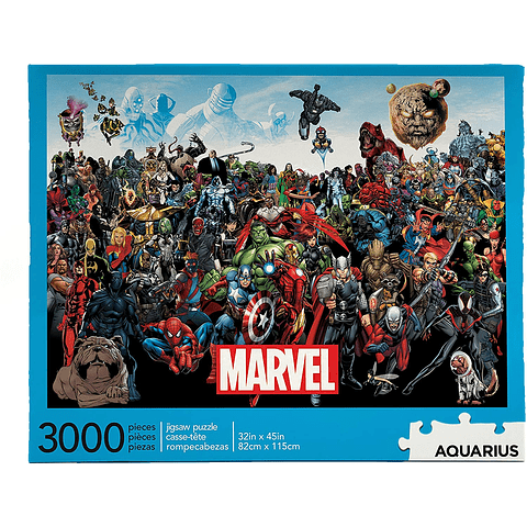 Universo Marvel - 3000 piezas
