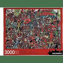 Deadpool - 3000 piezas