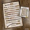 Varitas de Harry Potter - 1000 piezas