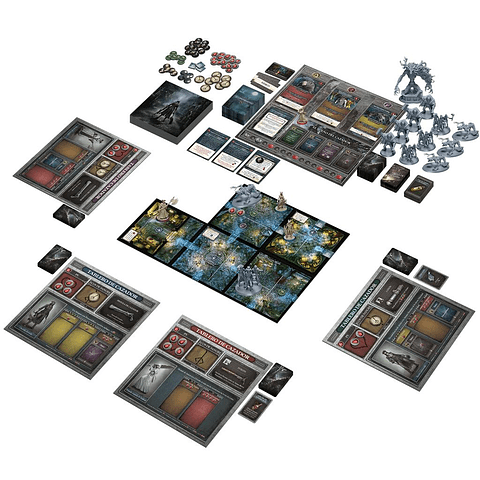 Bloodborne: el juego de tablero