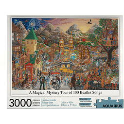 The Beatles Magical Mystery Tour - 3000 piezas