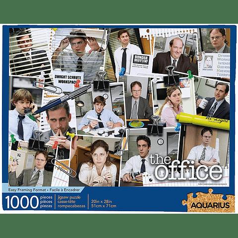 Elenco de The Office - 1000 piezas