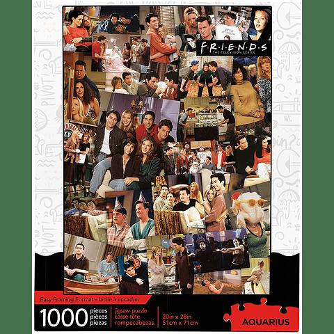 Collage de Friends - 1000 piezas