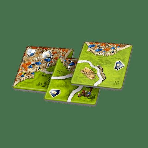 Carcassonne 20° Aniversario - Preventa