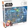 Star Wars Estrella de la Muerte Busca y Encuentra - 300 piezas