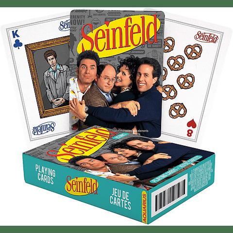 Naipe Inglés Seinfeld - Aquarius
