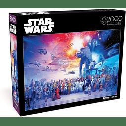 Star Wars Tú Eras el Elegido! - 2000 piezas
