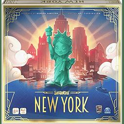 Santorini New York