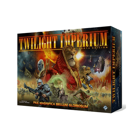 Twilight Imperium 4ta edición