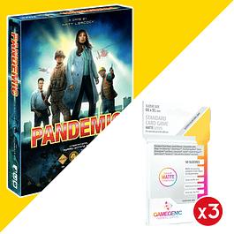 Fundas para Pandemic (Pandemia)