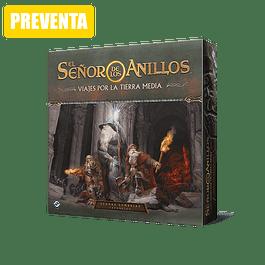 Sendas Sombrías - El Señor de los Anillos: Viajes por la Tierra Media