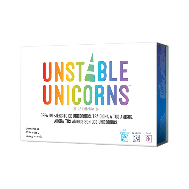 Unstable Unicorns (Unicornios Inestables)