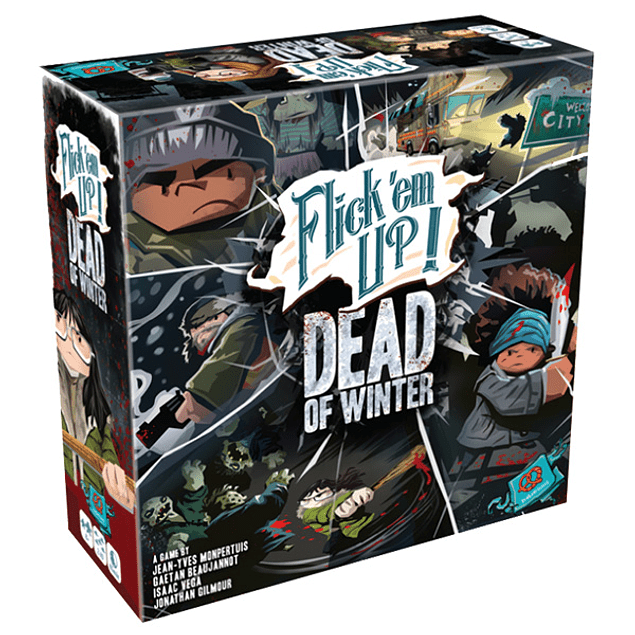 Flick 'em Up! - Dead of Winter
