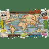 ¡Aventureros al Tren! (Ticket to Ride) - La Vuelta al Mundo (Rails & Sails)