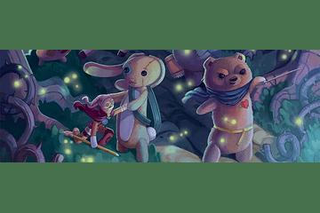 Fábulas de Peluche (Stuffed Fables) - Reseña