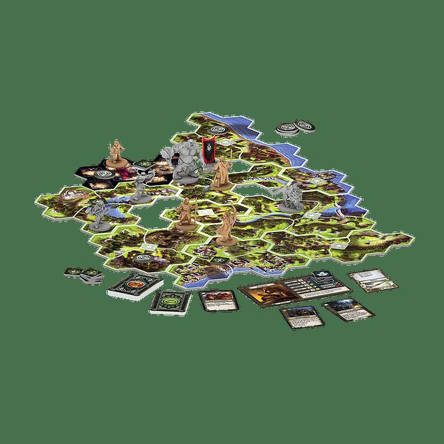El Señor de los Anillos: Viajes por la Tierra Media