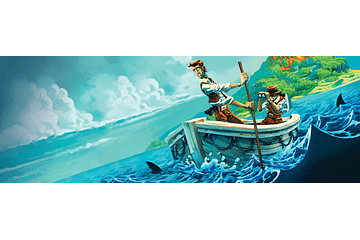 The Island (Survive - Escape from Atlantis!) - Reseña