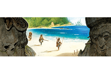 Robinson Crusoe: Aventuras en la isla maldita - Reseña