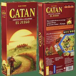 Catan - Ampliación para 5 o 6 jugadores