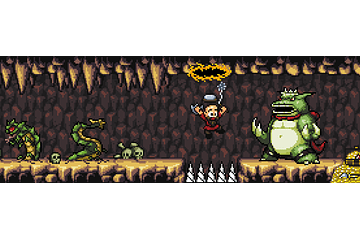 Monstruo Final -  Reseña